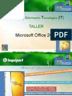 Taller Office 2007 1