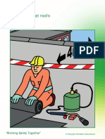 Working on flat roofs - Safety Card A4 size - Template for translation.pdf