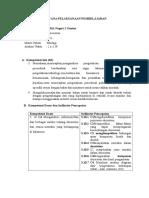 RPP K-13 EKOSISTEM BIOLOGI