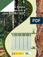 El Papel de La Biomasa Forestal Primaria en El Nuevo PER 2011-2020