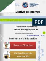 Uso Educativo de Internet
