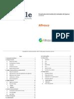 Alfresco. Presentación de La Gestión de Contenidos de Empresa Por Parte De