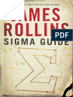 Sigma Guide - James Rollins