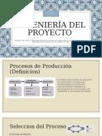 Ingeniería Del Proyecto FINAL
