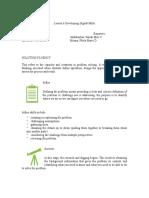 Fluency Copy