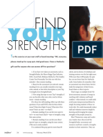 Find Your Strengths the Power of Strengthsfinder to Improve Your Team and Ministry