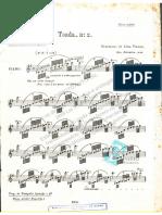 Toada No.2 (1928) - Fructuoso Vianna