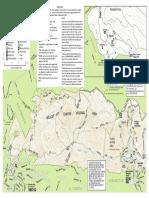 Wildcat Canyon Regional Park Map