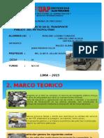 El Metropolitano- Transporte de Servicio..