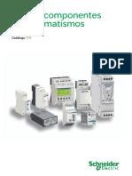 Relés y componentes de automatismos 2009.pdf