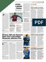 La Gazzetta dello Sport 13-07-2016 - Calcio Lega Pro