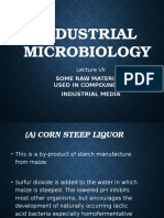 Industrial Microbiology Lec 7