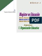 Organización Educacional