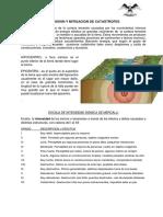 2.5 Prevision y Mitigacion de Catastrofes