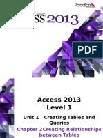 BM Access2013 L1 C2 Presentation