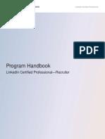 Certification Handbook v2