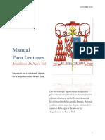 Manual Para Lectores