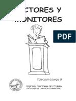 DCH-CDL, Lectores y Monitores