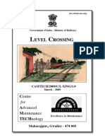 Handbook on Level Crossing(1)