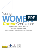 young womens career conference program final