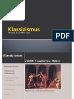 Klassizismus