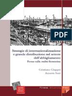 Strategie Di Internazionalizzazione e Grande Distribuzione