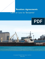 Double Taxation Agreements