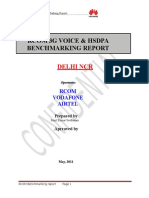RCOM Delhi Benchmark Report Ver1.1
