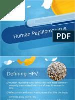 HPV Presentation