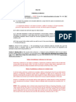 Civil Procedure Report