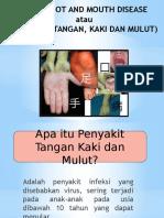 Penyuluhan Hand Foot and Mouth Disease