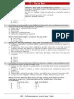 f3 Class Test Doc