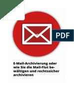 E-Mail+Archivierung E-Book
