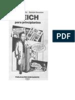 Comic Wilhelm Reich, para principiantes ( En portugues )