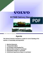 EC700B Delivery Manual