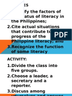 Developmental Reading Lesson 1