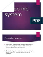 Lecture 2 Endocrine System