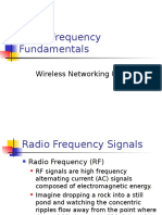 Radio Frequency Fundamentals (1)