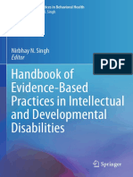 HandbookHandbook.of.EvidenceBased.Practices.in.Intellectual.and.Developmental.Disabilities.pdf.of.EvidenceBased.practices.in.Intellectual.and.Developmental.disabilities