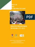 BNPB, learn from padang.pdf