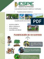 Planificación Del Ecotour