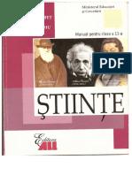 Manual Stiinte Cl XI