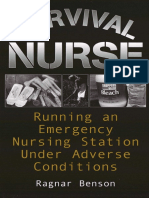 The Survival Nurse - Ragnar Benson