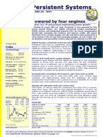 Persistent Systems BUY (Powered by Four Engines) 20160622