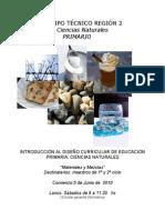 Afiche Curso Materiales y Mezclas Lanus Junio