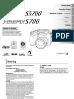 FinePix S5700