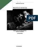 Manual de Ocultismo Prático Goétia e Theurgia