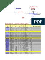 structral datasheet