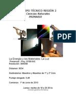 Afiche Luz Lomas Junio 2010