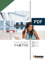 Catalogo Matix